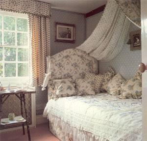 Кровать с пологом своими руками фото